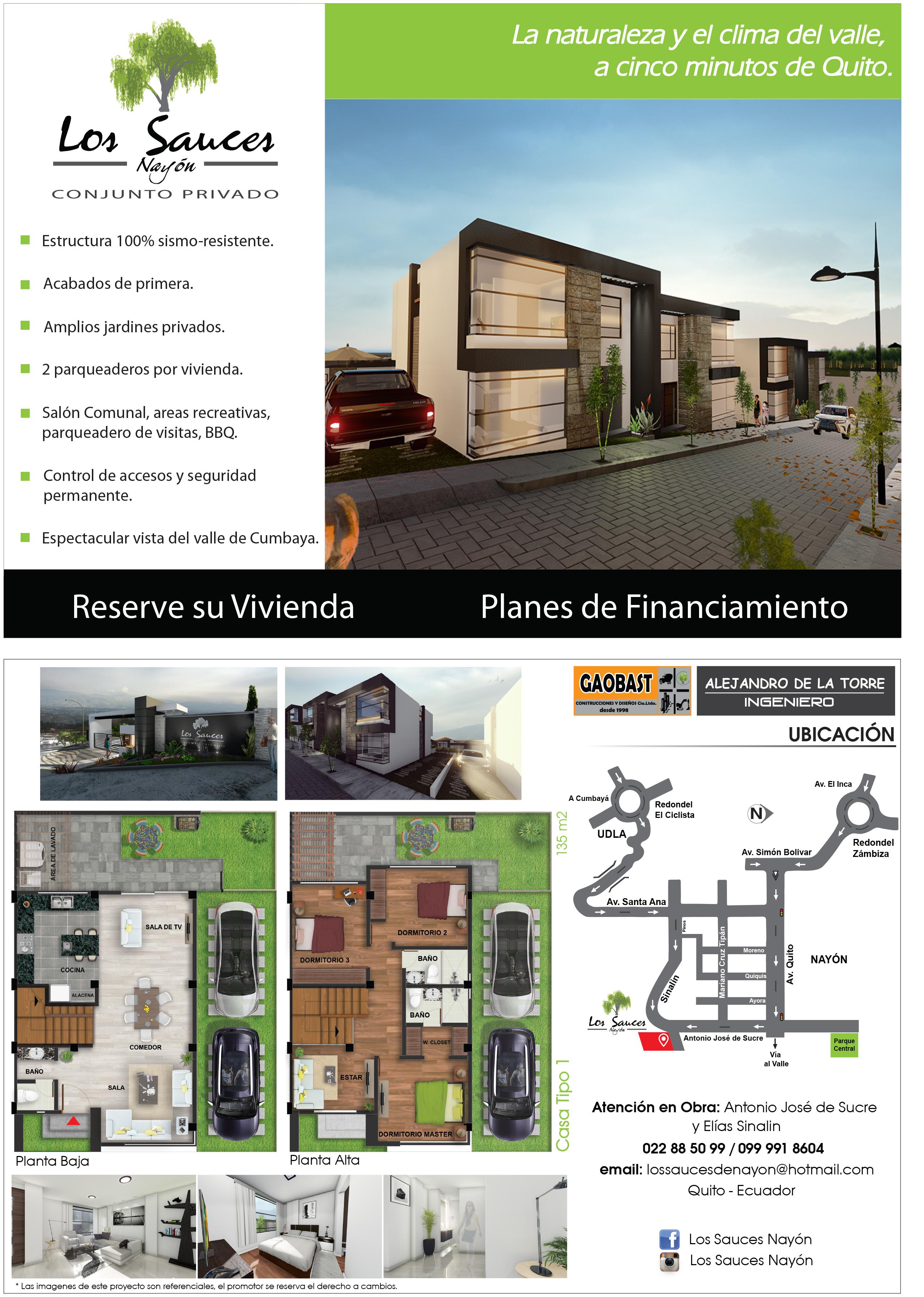 Conjunto habitacional los sauces ferreteria las palmas proyectos construcciones clientes - Materiales de construccion las palmas ...